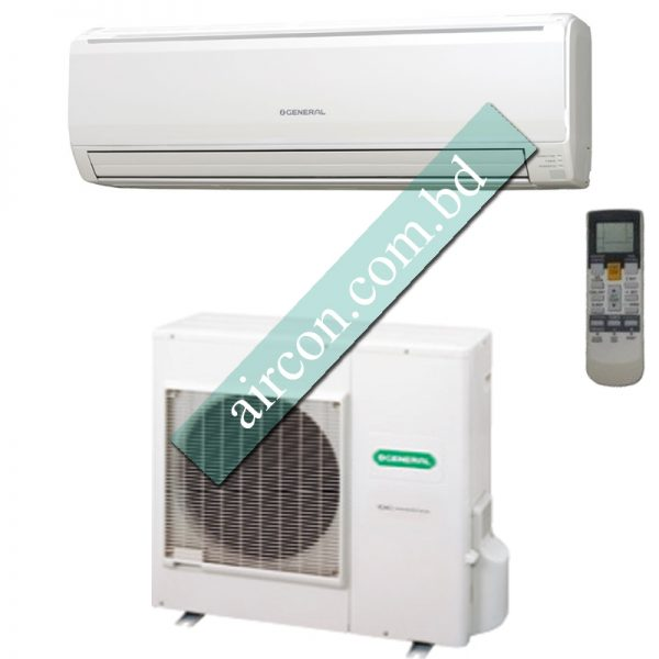 General Ac 1.5 Ton price in Bangladesh I ASGA18FMTA