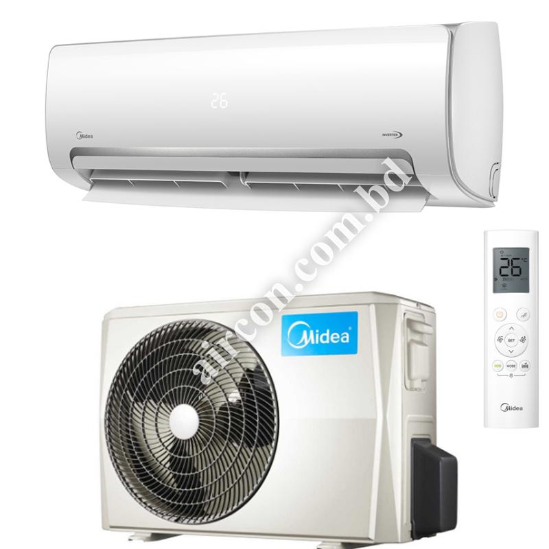 Midea Inverter Ac 1 5 Ton Price In Bangladesh I Msm 18hri I