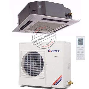 Gree 2.5 Ton Cassette Ac price in Bangladesh