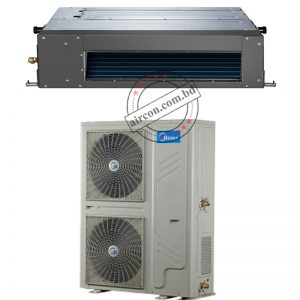 Midea 5 Ton Duct Ac price in Bangladesh
